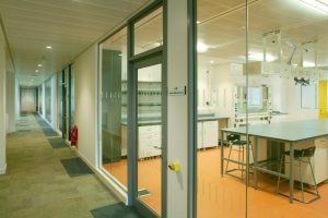 Polar Glass Office Partitions And Glazed Office Partitioning