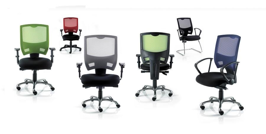 Mesh Office Seating