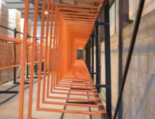 Vertical Racking Installation