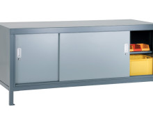 Steel Welded Sliding Door Workbench
