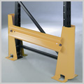 Pallet Racking Barrier Protection
