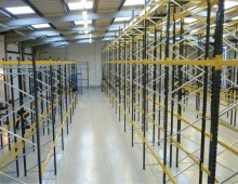 Pallet Racking Installation In Leeds