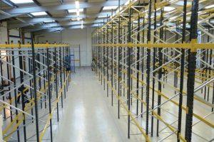 Pallet Racking Installation In Leeds