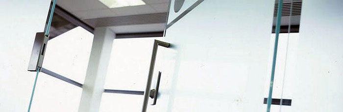 Office Doors And Blinds