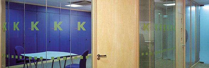 Klassic Office Partitions