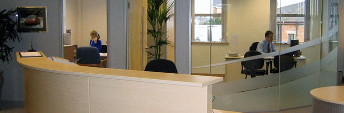 Office Partitions Huddersfield