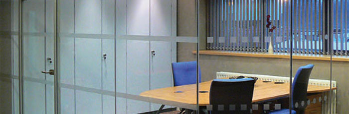 Orbis Glazed Office Partitions