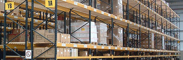 Pallet Racking West Yorkshire