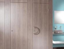 Timber effect komfort washrooms