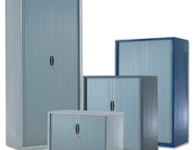 Office Tambour Cabinets