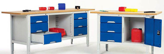Verso Workbenches