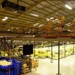 Large Warehouse Mezzanine Floor Installation West Yorkshire
