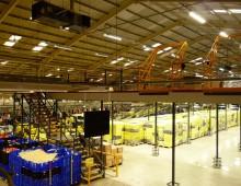 Retail Warehouse Mezzanine Floor