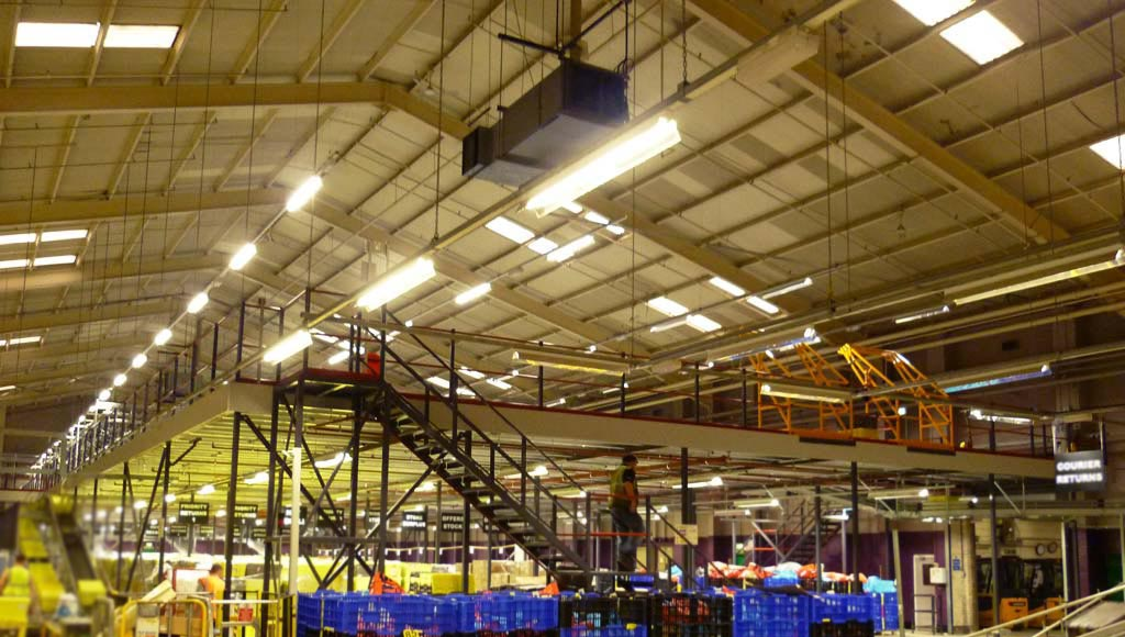 Mezzanine Floors Morley Avanta Uk