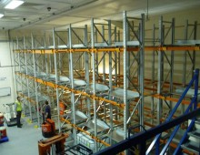 Pallet Racking Installation