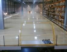 Finished Mezzanine Floor