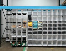 Speedcell racking