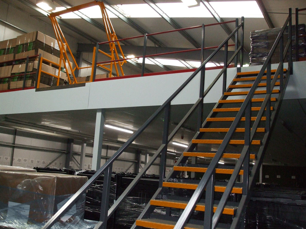 What Is A Mezzanine Floor Avanta UK