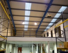 Warehouse Office Mezzanine Floor