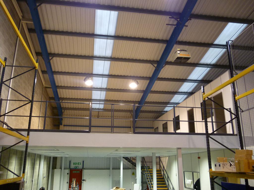 Mezzanine Floors Mezzanine Floor Systems Avanta Uk Ltd