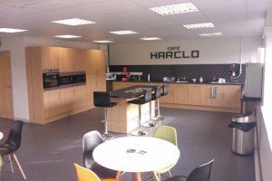 New Canteen Refurbishment By Avanta UK Ltd
