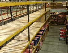 Commercial Pallet Racking System