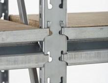 Galvanised Longspan Shelving Upright and Beam