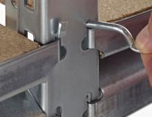 Galvanized Longspan Shelving Locking Pin
