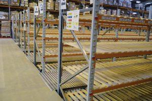 Multi-tier Longspan Shelving