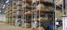 Turnkey Storage Solution for Leading Worldwide Supply Chain Specialist