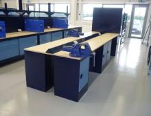 Bespoke Workshop Workbenches