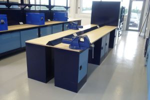 Bespoke Workshop Workbenches