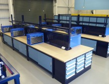 Bespoke Workbenches