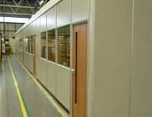 Bradford Office Partitioning