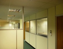 Office partitions Bradford