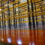 Pallet Racking Installation by Avanta UK in Elland West Yorkshire