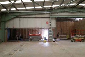 Warehouse Prior To Conversion