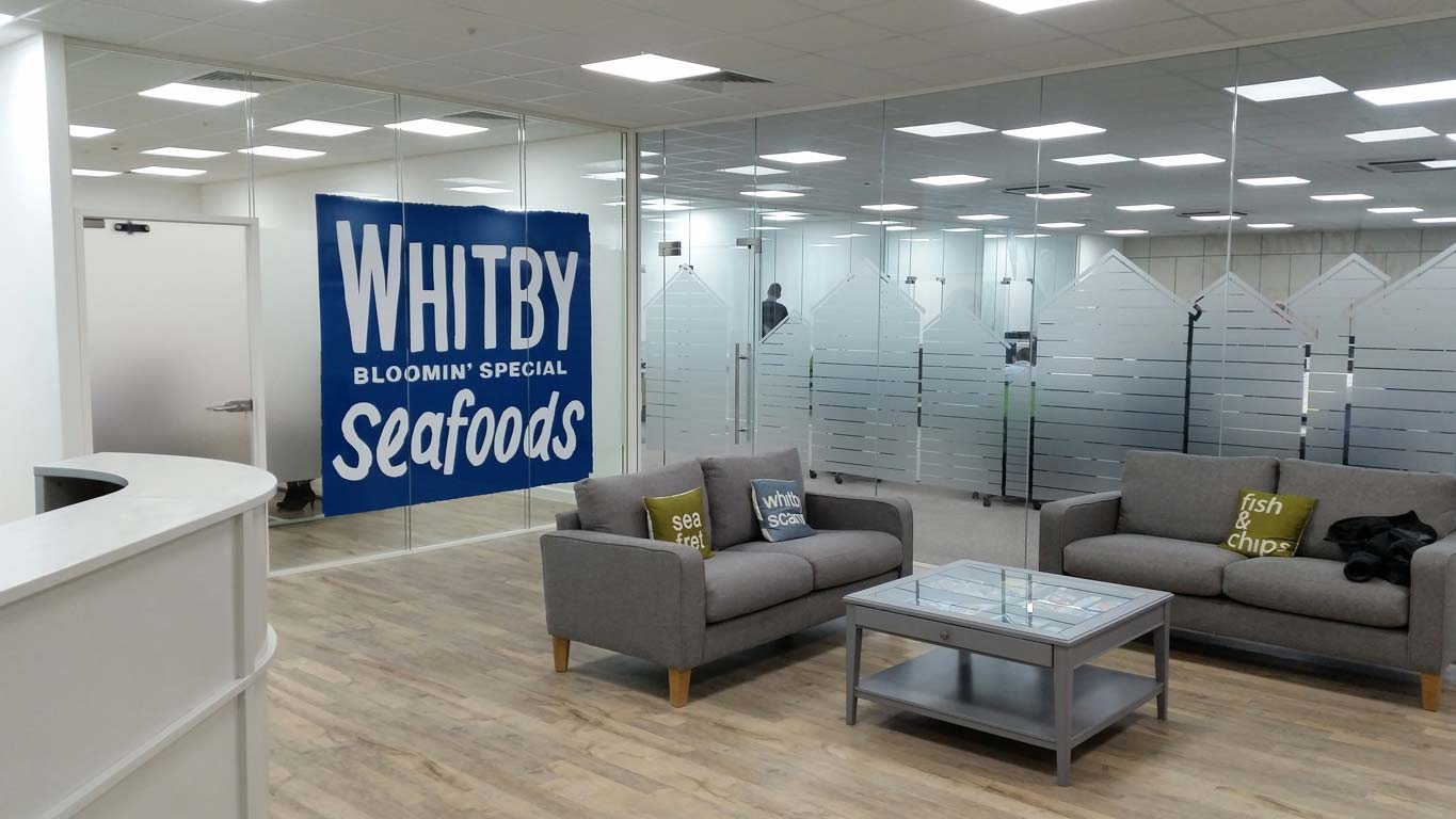 Office Conversation Project For Whitby Seafoods - Avanta UK