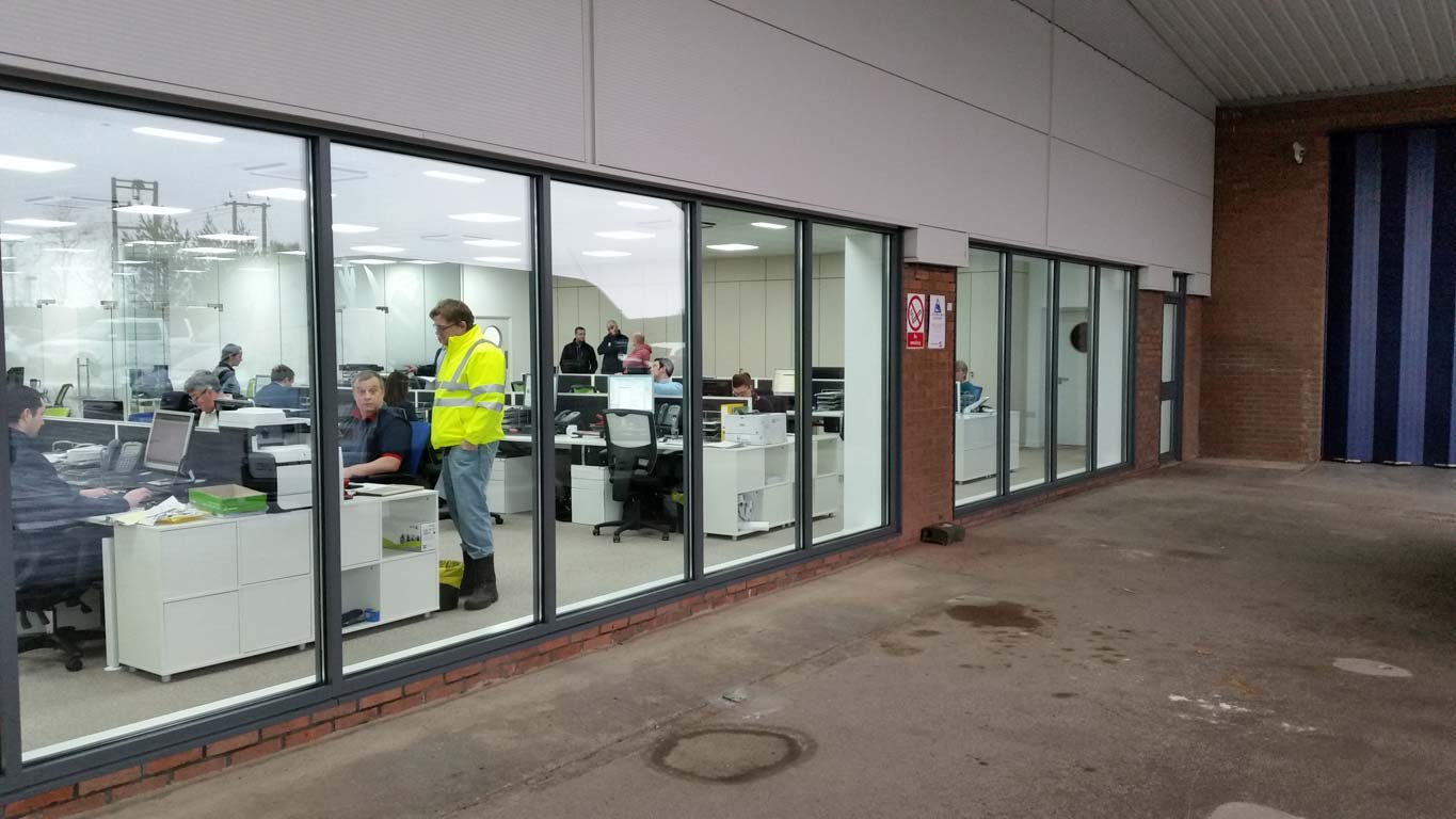 Office Conversation Project For Whitby Seafoods Avanta Uk