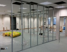 Office partitions framework WIP