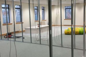 Office partitions Leeds
