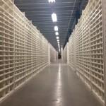 Warehouse Returns Shelving