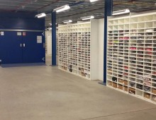 Retail Warehouse Shelving
