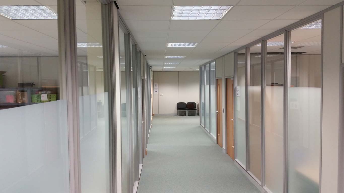 Office Partitions Glazed Office Partitions And Partitioning