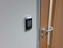 Office door digital lock