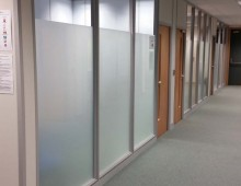 Office partitions in Leeds