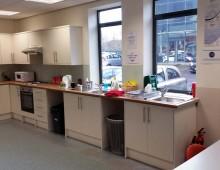 Canteen installation