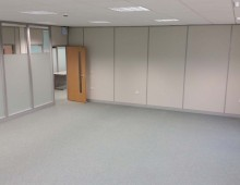 Office Suite in Leeds Refurbishment