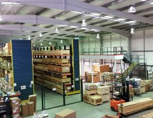 Warehouse storage equipment overview