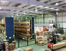 Warehouse storage equipment overview